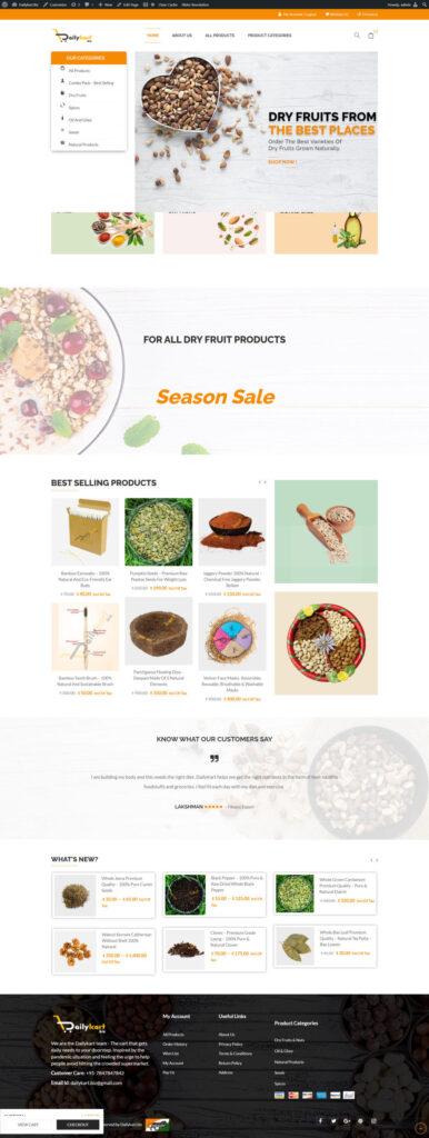 website designing service by zenithlead